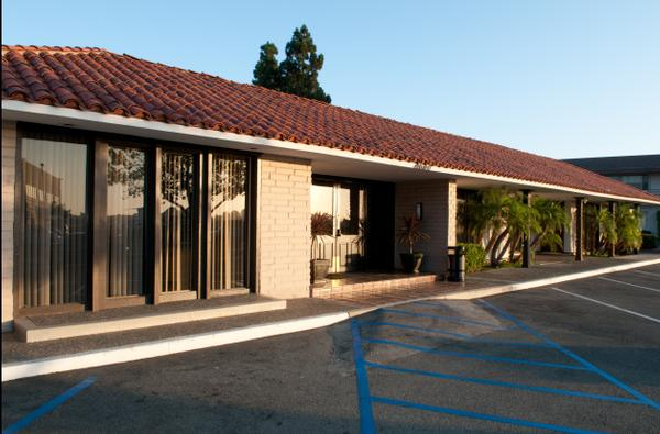 Located in Newport Beach directly across from John Wayne Airport