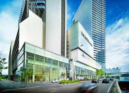 Kuala Lumur office space located in one of KL's finest integrated