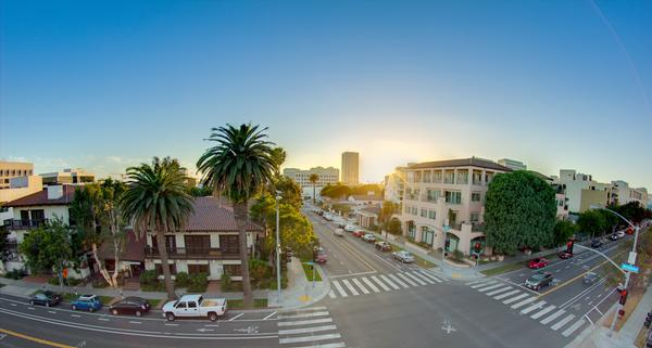 Prime Real Estate for Santa Monica Sunsets - Beautiful Office space
