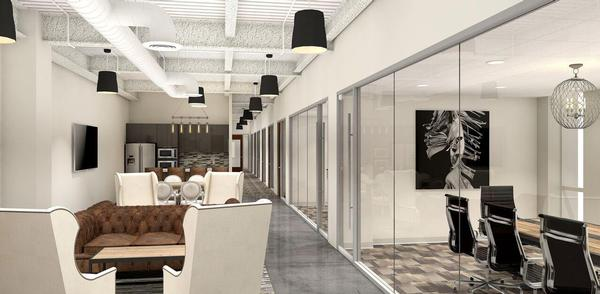 Beverly Hills Office Space At 9171 Wilshire Blvd