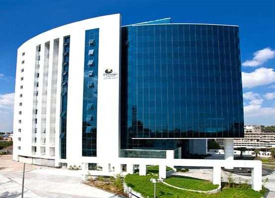 Premium serviced office space in of Chennai CBD