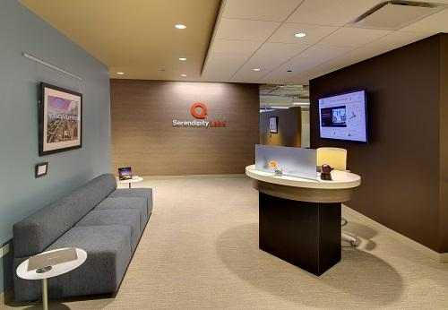 Upscale Coworking/Private Office Space in Chicago