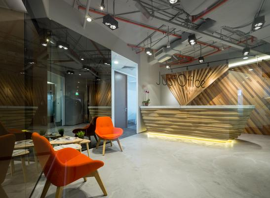 Premium Serviced Office Space in Singapore