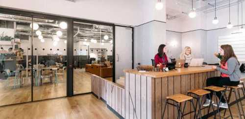 Coworking office Space in Nashville