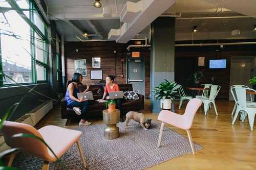 Energetic Dumbo Heights Office Space in Brooklyn