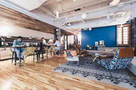 Thoughtfully Designed NoMad Office Space in New York