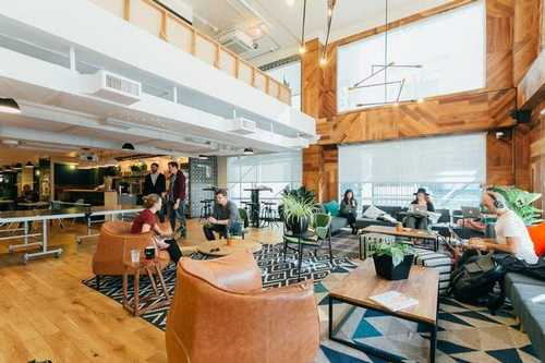 Charming Civic Center Office Space in San Francisco