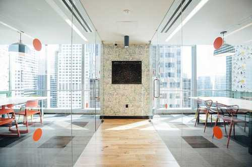 Easy Access Transbay Office Space in San Francisco
