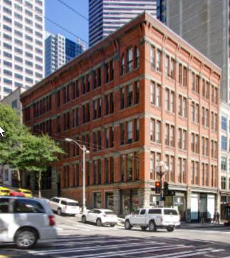 Seattle Office Space - Modern Coworking Space with Historic Charm