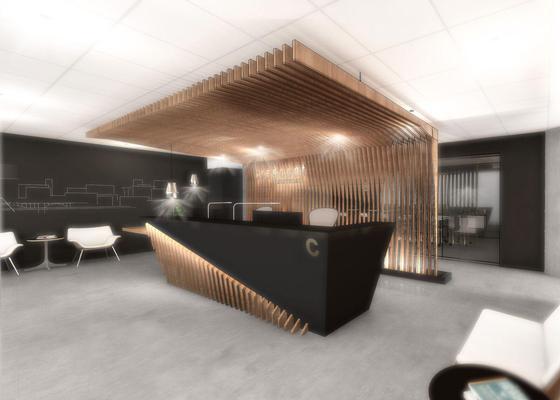 Beautiful Spokane office space in CBD - Class A