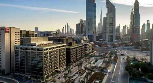 Premium Grade A building in the CBD Dubai - One Central