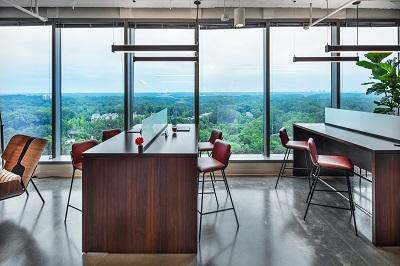 From part-time coworking access to full-time dedicated offices.