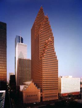Magnificent 56 story highrise Office Space in Houston's Downtown