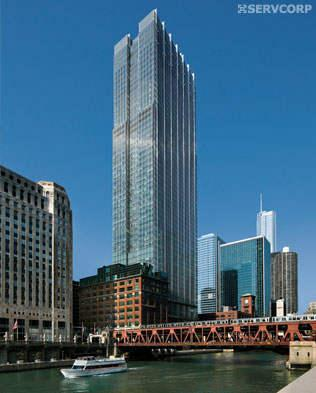 Great N LaSalle Street Office Location in Chicago with Excellent Views