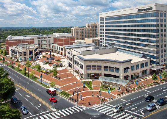 Metro Offices Friendship Heights MD - Local & Woman Owned