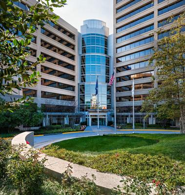 Metro Offices Tysons Office located at the Boro - Local & Woman Owned