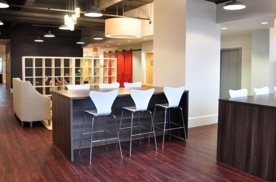 Corner Office Space with Back Bay Views & Amenities Available
