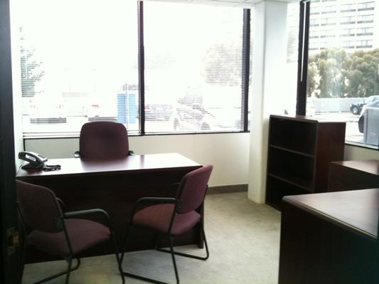 Fully Furnished Private Burlingame Office Space Suites