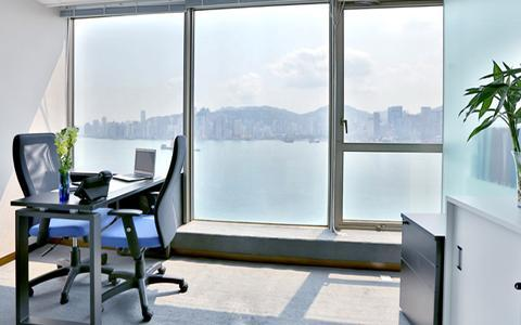 Ideal Office Space in Hong Kong