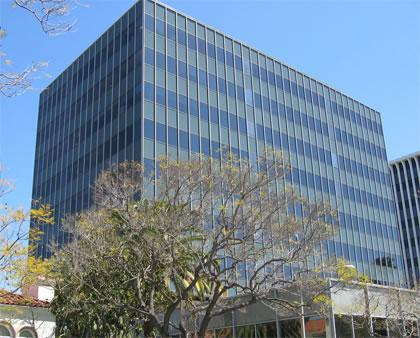 Professionally furnished office in Beverly Hills