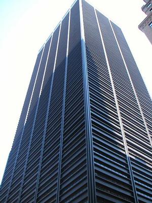 Closest office center in Manhattan's Financial District