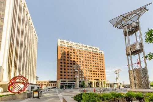 Raleigh City Plaza Raleigh office space available now - zip 27601