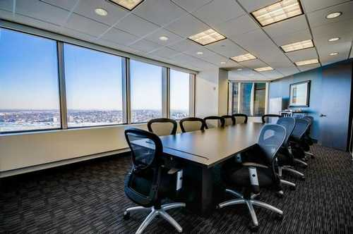 RenCen Detroit office space available now - zip 48243