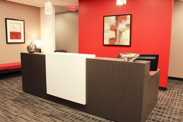 Landmark Center Omaha office space available now - zip 68102