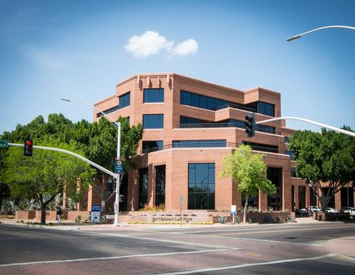 Financial Center III Scottsdale office space available - zip 85251