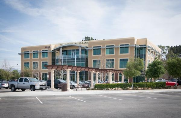 Gateway Plaza Valencia office space available now - zip 91355