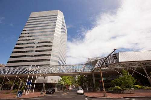 World Trade Center Portland office space available now - zip 97204