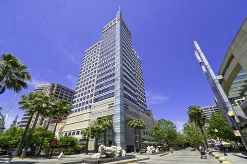 Esquire Plaza Sacramento office space available now - zip 95814