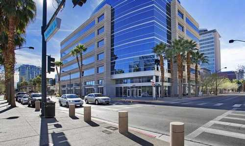 City Cental Place Las Vegas office space available now - zip 89101