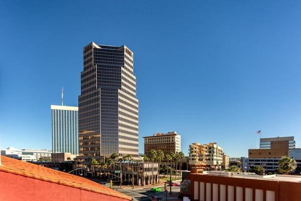 Downtown Tucson Tucson office space available - zip 85701