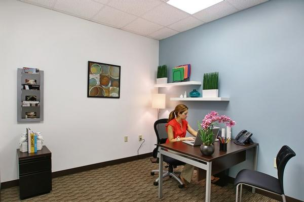 Executive Towers West Downers Grove office space - zip 60515