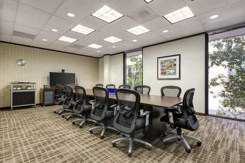 Echo Lane Houston office space available now - zip 77024