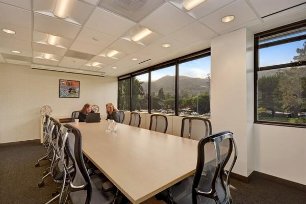 Harbor Drive Sausalito office space available now - zip 94965