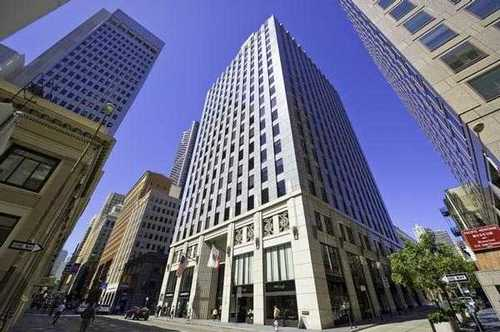 Montgomery San Francisco office space available now - zip 94111