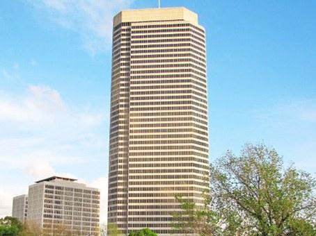 American General Houston office space available now - zip 77019