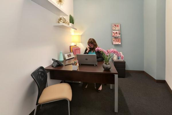 Woodside Office Center  in Novato office space available - zip 94945