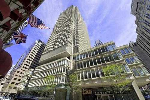 Franklin Street Boston office space available now - zip 02110