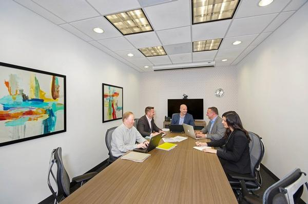 Lake Nona Center Orlando office space available now - zip 32827