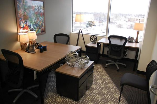 Tamarac Plaza Denver office space available - zip 80231