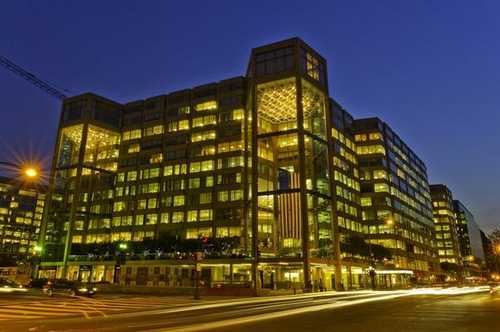 Connecticut Avenue Washington DC office space available - zip 20036