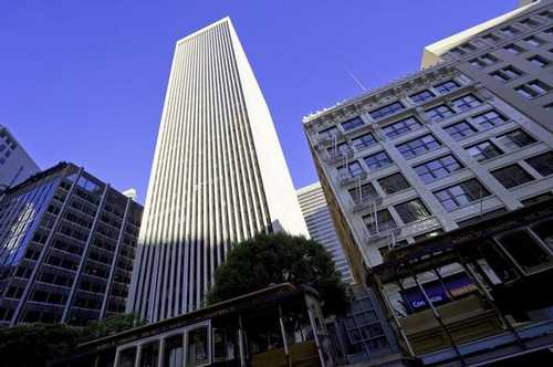 California Street San Francisco office space available now - zip 94111