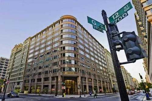 Metro Center Washington DC office space available now - zip 20005