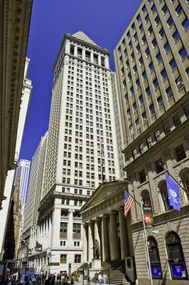Wall Street New York office space available now - zip 10005