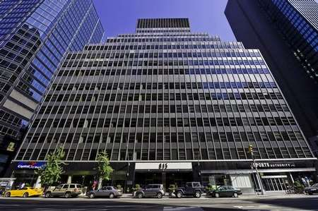 845 Third Avenue New York office space available now - zip 10022