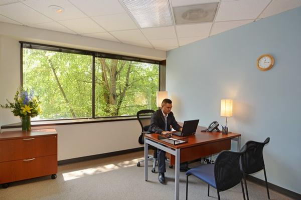 Forrestal Village Princeton office space available now - zip 08540