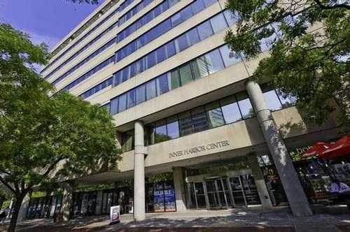 Inner Harbor Center Baltimore office space available now - zip 21202